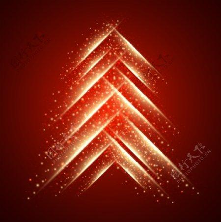 创意圣诞树图片