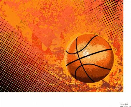 篮球运动运动