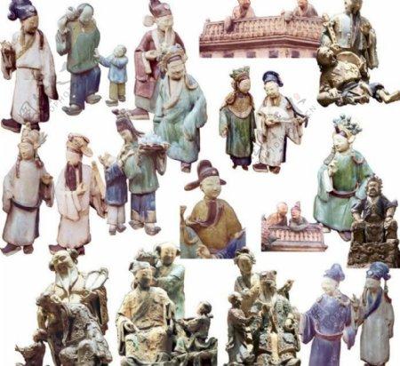 陶瓷人陶瓷
