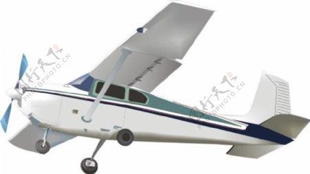 飞机矢量图