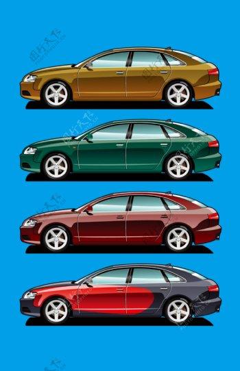 轿车模型跑车模型汽车模型