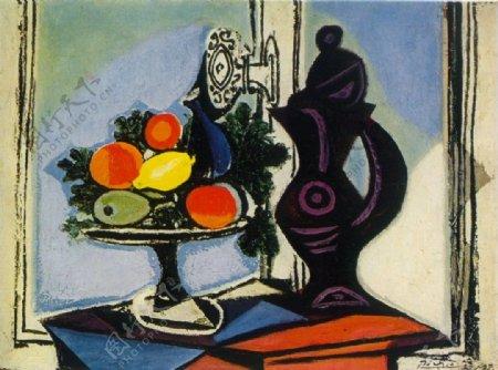 1937Naturemorteaupichet1西班牙画家巴勃罗毕加索抽象油画人物人体油画装饰画