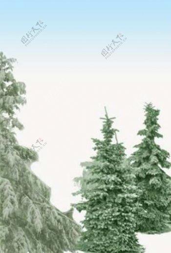 圣诞树笔刷下载