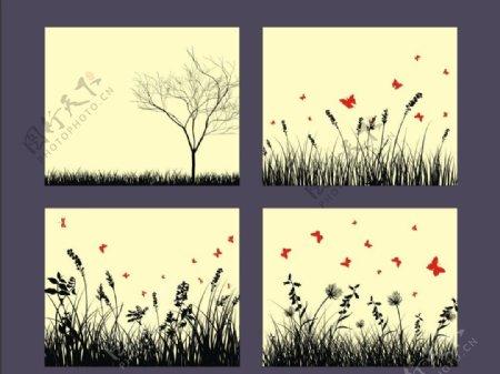 花草树木图片