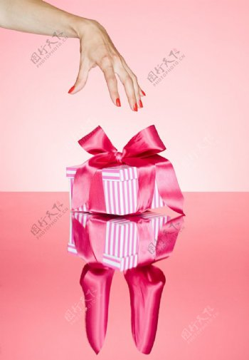 时尚礼物图片