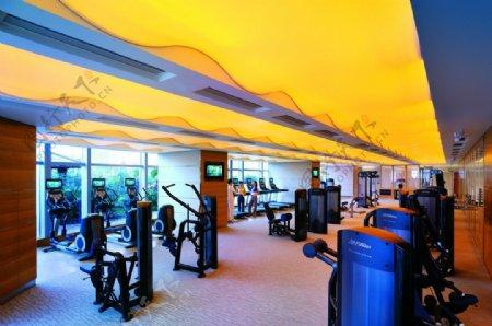 健身房图片