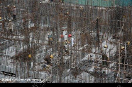 建筑工地图片