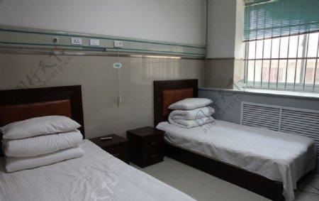 标准间病房图片