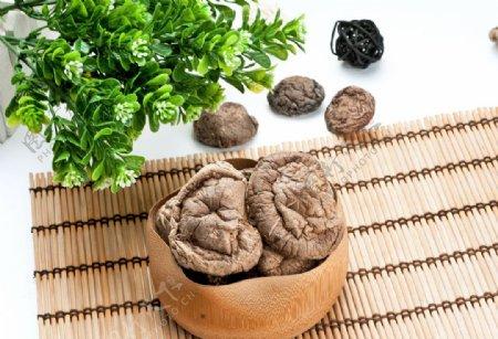 食用菌香菇图片