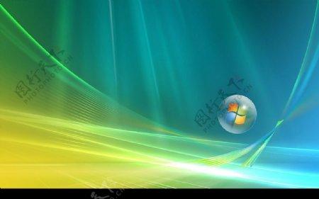 桌面vista图片