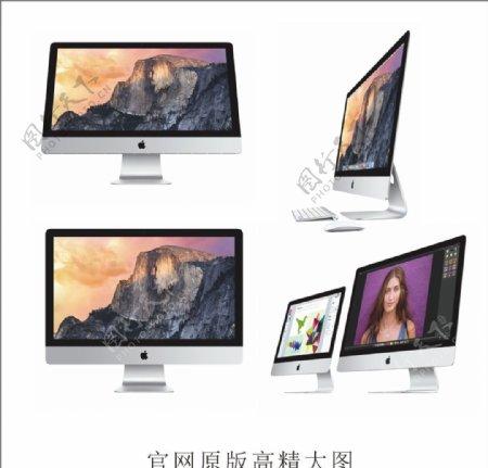 苹果imac图片