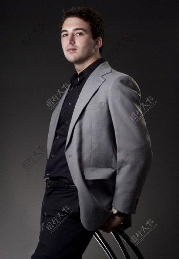 时尚男人图片