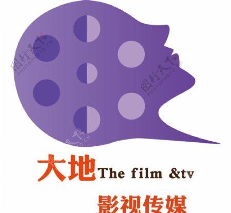 XX传媒logo