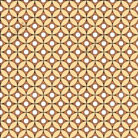 圆形和方形图案