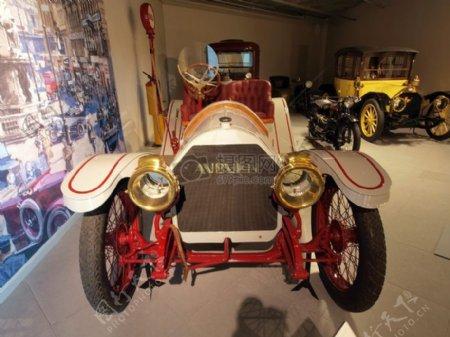奥本敞篷跑车1912