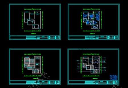 商品房CAD图
