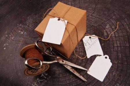 复古包装盒