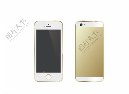 iphone5s矢量图片