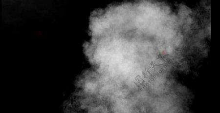 爆炸烟雾视频素材