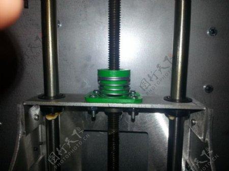 2solidoodle消隙装配V2铝载体