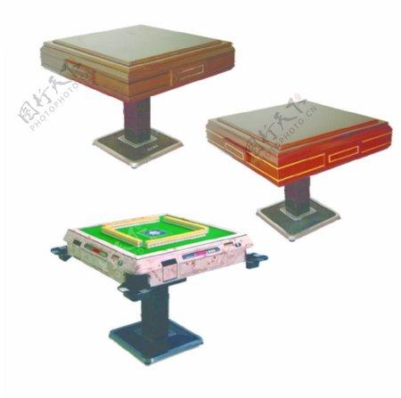 麻将桌系列