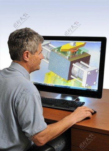 机械设计师图片