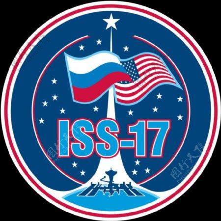 国际空间站远征17补丁