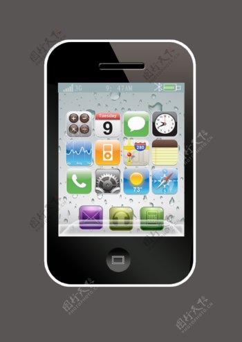 iphone4s手机图片