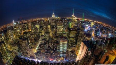 城市鸟瞰高清图网站背景图