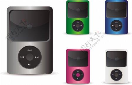 iPod矢量图标