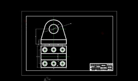 机械设计制造零部件图自动化