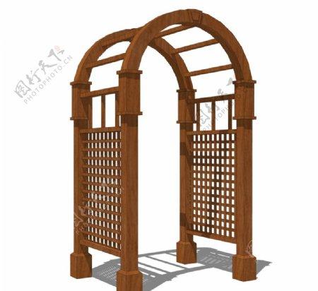 su拱形门