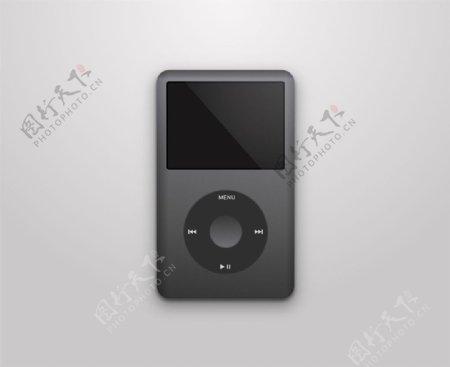 iPod经典模型图标sketch素材