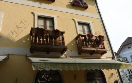 窗户欧洲风格
