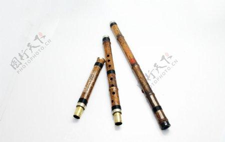 笛子乐器音乐摄影