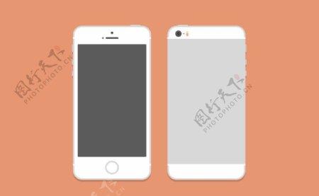 iphone5s手机图标