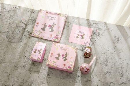 时尚礼物袋礼盒手提袋喜糖盒7