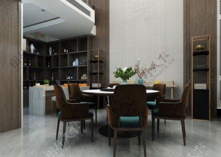 餐厅欧式风格