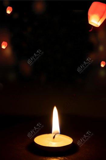 重大灾难祈福祈祷平面素材