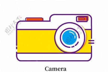 MBE风格照相机GIF