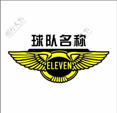 矢量篮球服logo队徽