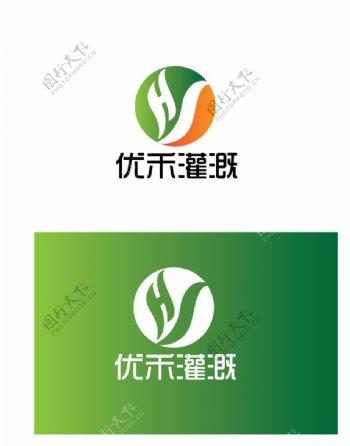 农业灌溉标识设计