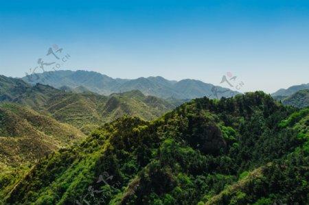 山脉与山林