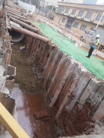 下水道管道施工工程