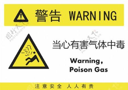 有害气体中毒