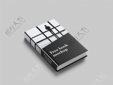 书籍装帧效果图样机