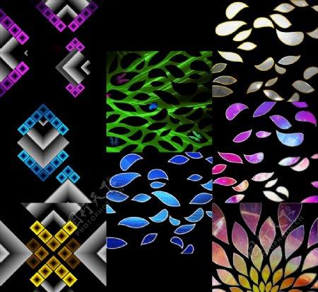 照明设计专用动态视频图案