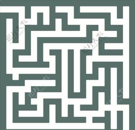 迷宫图迷宫素材