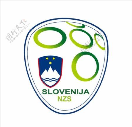 斯洛文尼亚足球队队徽logo