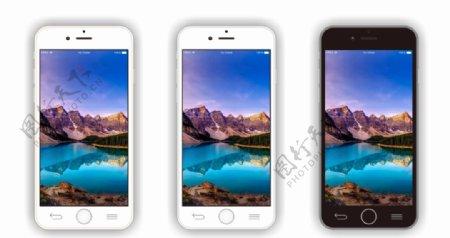 手机效果图屏保手机外形